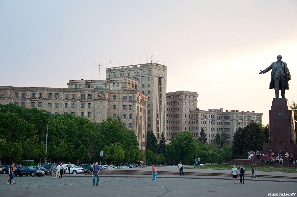 الدراسة في أوكرانيا جامعات خاركوف